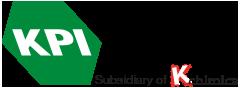 KPI – rappresentanza e distribuzione di prodotti chimici alle industrie Logo